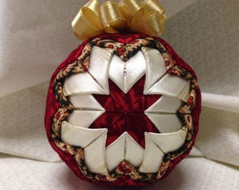"""3"""" Quilted Ornament"""