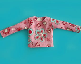 Long sleeved shirt for Blythe (no. 1513)
