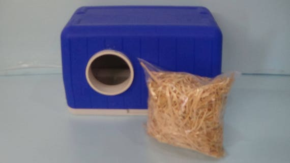 FERAL CAT POD,outdoor cat  house,shelter,condo,insulated,kitty,bed,tube,cabin