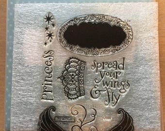 Close to My Heart acrylix stamp sets you choose