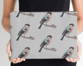 Bullfinch painting studio pouch large