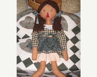 super sale handmde rag doll