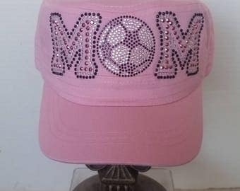 Soccer Mom Military Style Cap