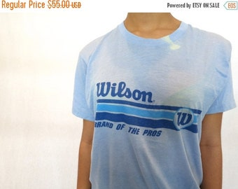 """40% OFF The Blue Wilson """"Brand of the Pros"""" 50/50 TShirt"""