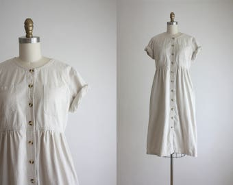 cotton market dress