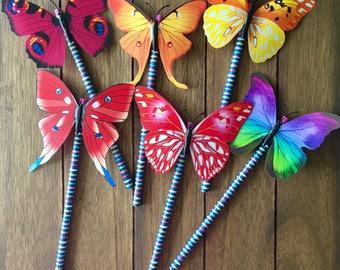 Premium butterfly pencil
