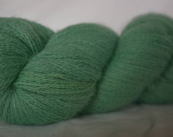 Very soft Alpaca - dyes without heavy metals - 97g