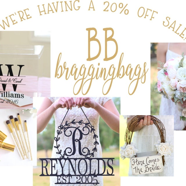 braggingbags's Profile - Etsy Coupon Code