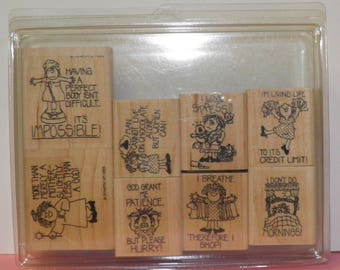 Stampin Up - For Women Only