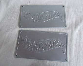Hot wheels Plastic Plaques For Crafts