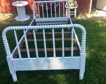Antique Jenny Lind Bed/ Twin Size Reserved!!