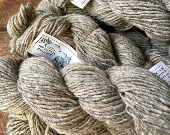 Green Mountain Spinnery, Mountain Mohair - Grey Birch