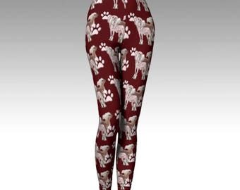 Chinese Crested dogs leggings and/or Dress