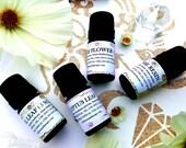 Golden Slumbers Essential Oil Blend. Hops, Valerian, Chamomiles,  Oranges. 5 ML