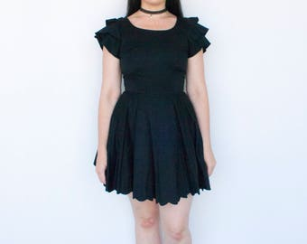 Witchy Party Dress