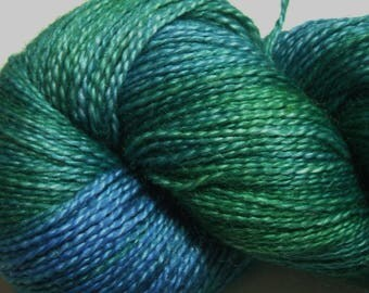 Malabrigo Baby Silkpaca Solis 809 Alpaca Silk Lace Yarn