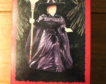 Hallmark Wicked Witch of the West Wizard of Oz