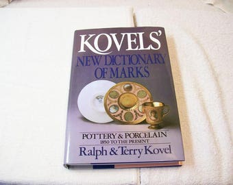 Kovels Dictionary Of Maker Marks / Pottery And Porcelian  / Reference / Collecting / ID