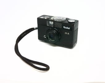 Rollei 35B 35mm compact film camera
