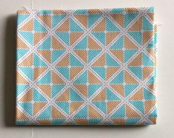 "Joel Dewberry ""Frames"" Geometric Fabric FAT QUARTER"