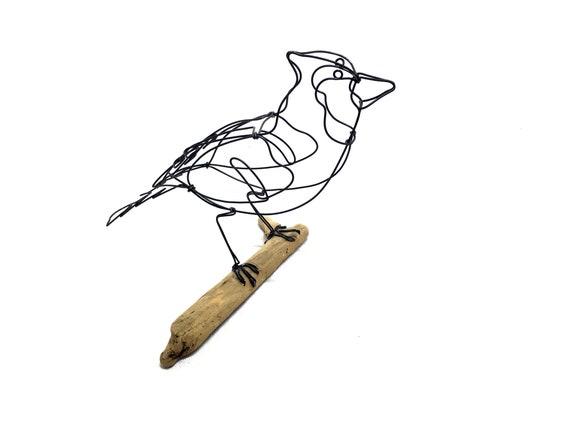 Beste Vögel Auf Drahtwandkunst Bilder - Die Besten Elektrischen ...