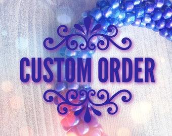 Two Custom Stacks for Alli