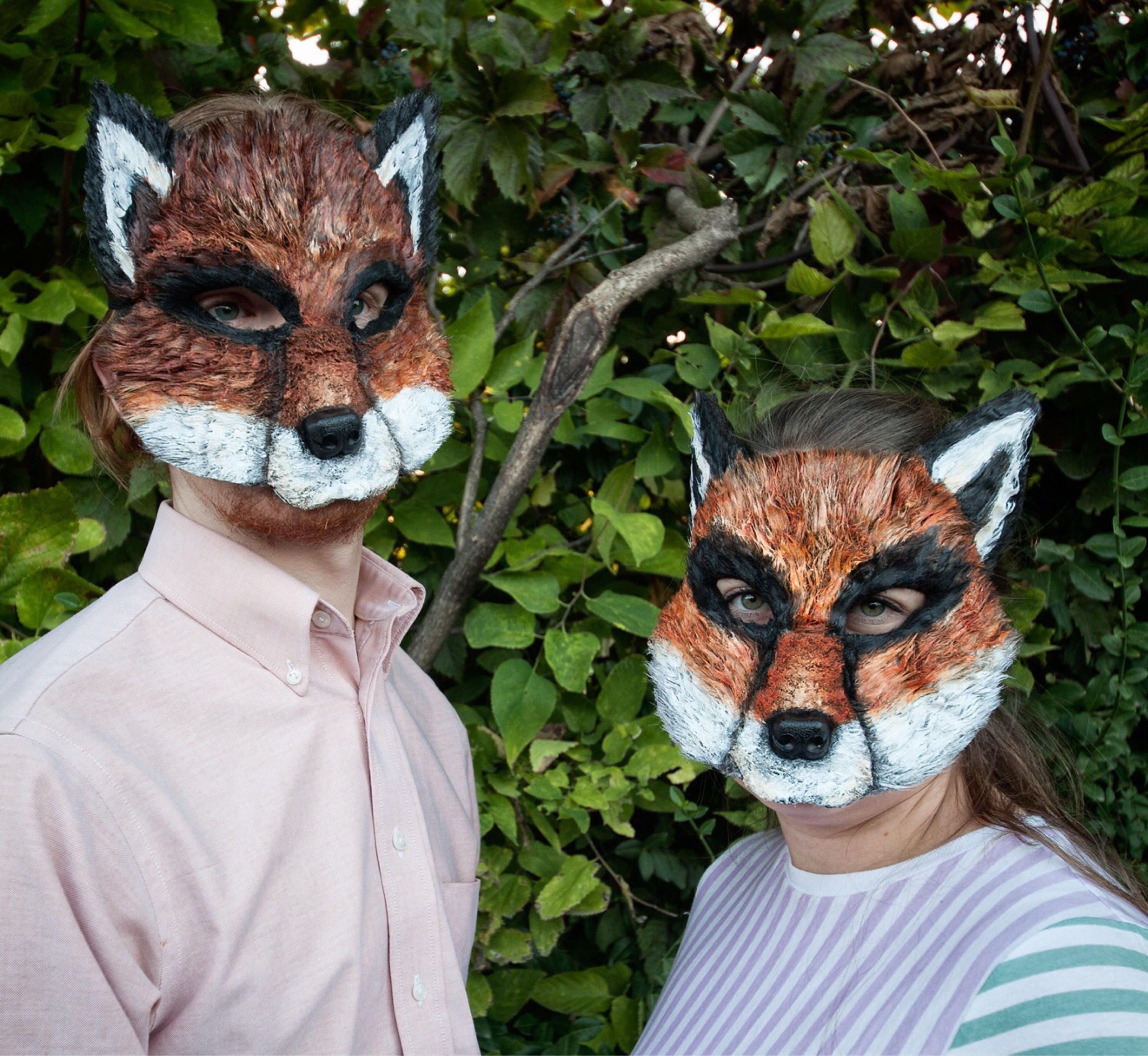 mr and mrs fox couples costume fantastic mr fox. Black Bedroom Furniture Sets. Home Design Ideas