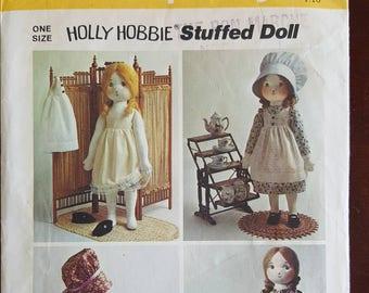 "Simplicity 6006 Pattern ""Holly Hobbie"""