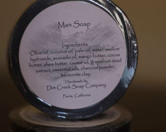 Man Soap - Handmade Soap
