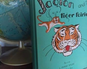 Jaglon and the Tiger Fairies by L. Frank Baum
