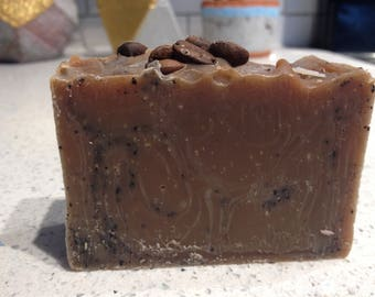 Soap- Coffee