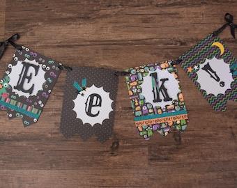 EEK! Fall Banner