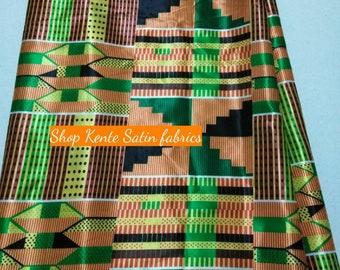 Elastic Woven Satin Fabric