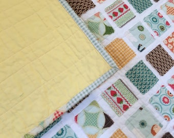Fly a Kite Handmade Baby/Toddler Quilt