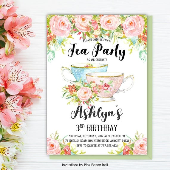 mad hatter tea party invitations templates mad hatter tea party