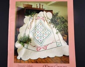 Quilt Pattern An English Garden