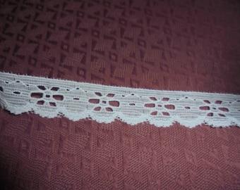 Vintage White Lace Trim