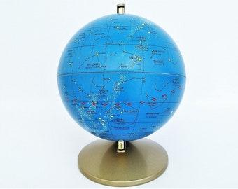 Vintage Celestial Globe c1970 made in Denmark
