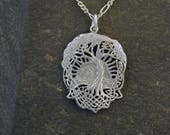 Special for Bev Sterling Silver Celtic Tree of Life Pendant without Chain