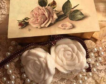 Roses soaps