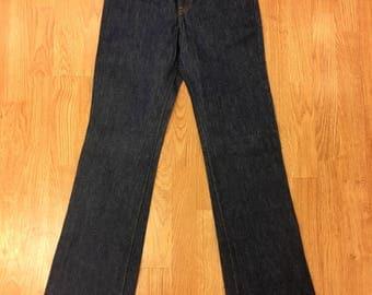 Deadstock Levis Jeans