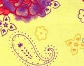 Yellow Amor Cotton Lycra ...