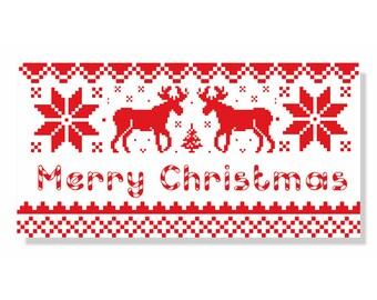 Christmas Wreath Sign, Wreath Attachment, Aluminum wreath sign, metal wreath sign, Ugly Sweater