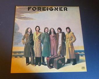 FOREIGNER Vinyl Record LP SD 19109 Atlantic Records 1977