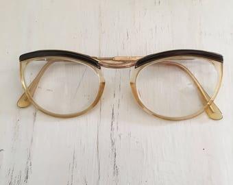 1960's Ladies vintage spectacles