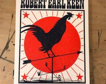 Robert Earl Keen: Black Mountain, NC, 07.21.17