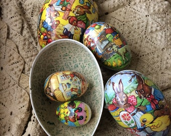 These Paper Nesting Easter Eggs Missed The Holiday But Not The Show