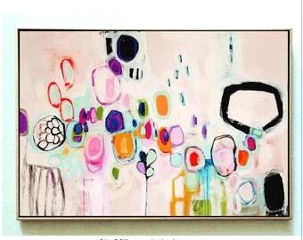 Art Painting   Abstract painting decorative arts , from  Jolina Anthony  Wall Art  Wall Decor