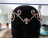 Custom circlet for Lucia