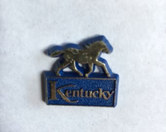 Vintage Kentucky pin